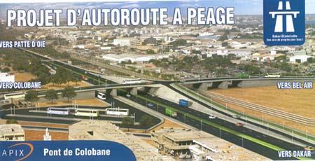 L'autoroute à péage : une ouverture meurtrière et précipitée