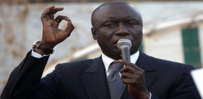 REFORME DU PDS : Omar Sarr rame à contre courant d'Idrissa Seck ?