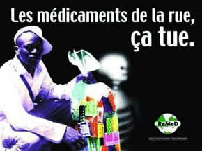 SOMMES DE NE PLUS ECOULER DES MEDICAMENTS: Les vendeurs de Keur Sérigne bi enfin coopératifs