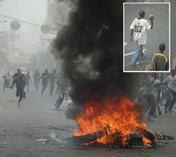 POUR EVITER UN REMAKE DES EVENEMENTS DE NOVEMBRE 2007 A DAKAR: Les marchands ambulants appellent Khalifa Sall au dialogue