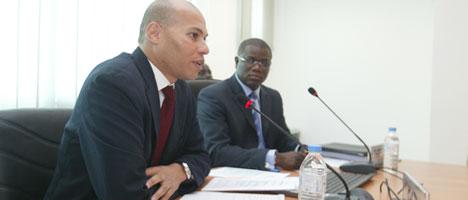 RECOURS A HINGTON KLARSEY INTERNATIONAL: Karim Wade cherche solutions contre les attaques médiatiques