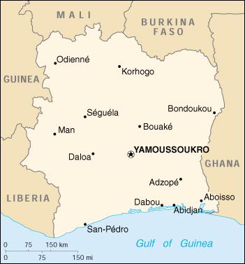 Côte d'Ivoire : la présidentielle en danger