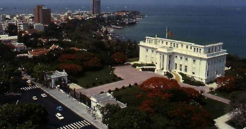 Palais de la République : Un monde comme celui des gangsters