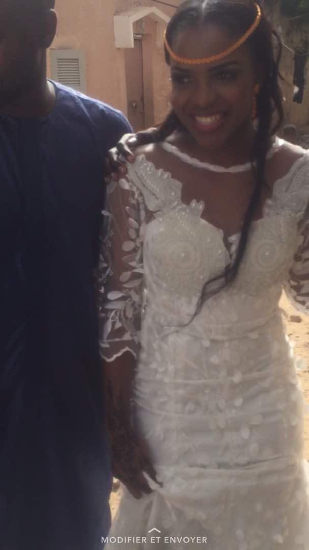 PHOTOS - Voici Assiétou Sy la nouvelle epouse de Baye Ndiaye