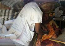 Activités citoyennes : Les médecins de l'UCAD au secours de de Ross Béthio