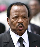 Les vacances grand luxe de Paul Biya font scandale