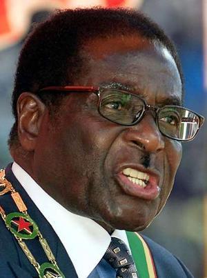 """Mugabe : """"Nous n'avons pas invité ces sales Blancs"""""""