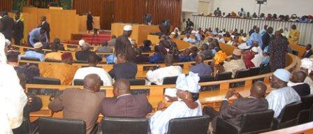 PLAN ORSEC : L'Assemblée nationale donne 5 millions de francs Cfa