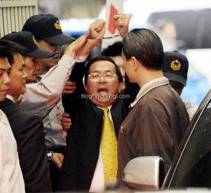 """Prison à vie pour l'ancien président taiwanais Chen Shui-bian bien connu des hautes autorités sénégalaises pour sa """"générosité"""""""