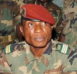 GUINÉE : Sanctions de l'Ua contre le président de la junte