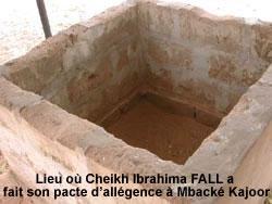 LA RENCONTRE ENTRE CHEIKHOUL KHADIM ET CHEIKH IBRA FALL