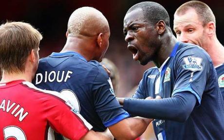 Diouf entendu par la police