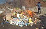 DÉSENCOMBREMENT URBAIN : Grande opération à « Keur Serigne Bi » et ses alentours