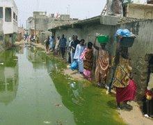 Inondation dans la banlieue: Des écoles ne pourront être libérées des eaux qu'en décembre