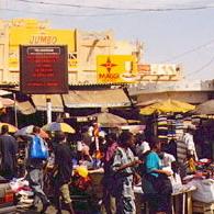 Bien que conscients de la vétusté du marché : Les commerçants de Sandaga s'accrochent à leur gagne-pain