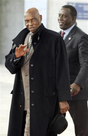 Me Abdoulaye Wade : le problème de l'Afrique