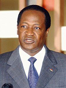 MÉDIATION DANS LA CRISE GUINÉENNE : Blaise Compaoré à Conakry ce matin