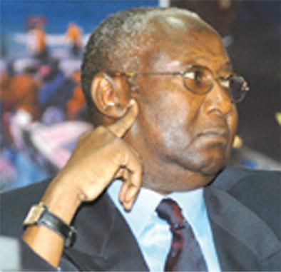 Madieyna Diouf (Numéro deux de l'Afp) : 'Il n'y a pas de problème Niasse-Tanor Dieng'