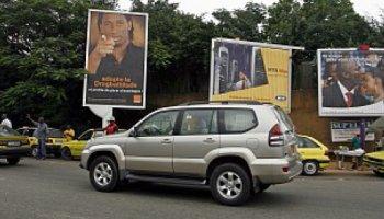 Afrique de l'Ouest : les 4x4 nippons sur les chapeaux de roues