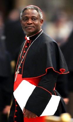 Vers un pape noir ?