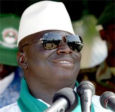GAMBIE : Le président limoge le chef de l'armée