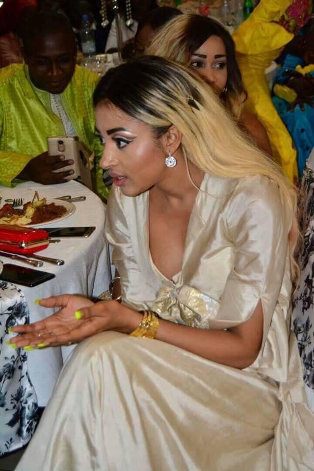 PHOTOS - SOKHNA AIDARA, se montre plus belle que jamais !!! lors du Mariage de…
