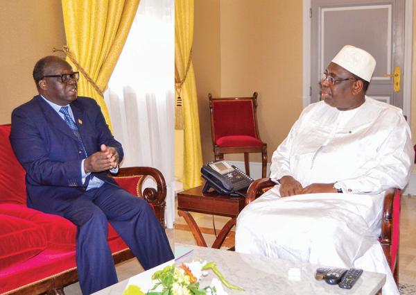 Le Président Sall a reçu Moustapha Niass...Ce que l'on sait de leur rencontre