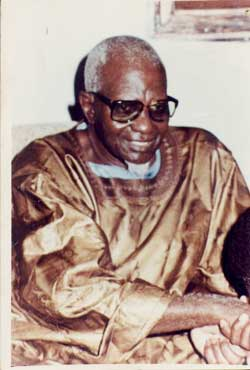 ANNIVERSAIRE DE LA NAISSANCE DE SERIGNE ABDOUL LAHAT MBACKE : Les mourides se souviennent d'un bâtisseur