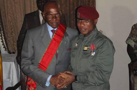 Guinée/Sénégal : Ce qui lie Dadis à Me Wade