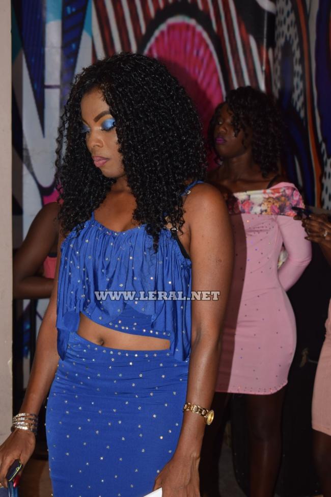 PHOTOS - Saraba NC , Voici les tenues les plus remarquables et sexy de la soirée de …