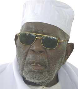 DEUXIEME VISITE DU KHALIFE DES MOURIDES: Serigne Bara chez Abdoulaye diop