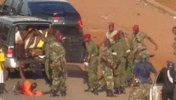 Guinée : les menaces et exactions des militaires se poursuivent