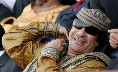 LIBYE - Kadhafi fils pressenti numéro deux du pays