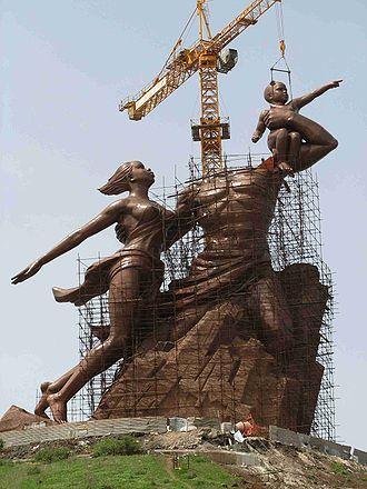 Faire du monument de la renaissance africaine un patrimoine mondial : Wade « courtise » la directrice de l'Unesco