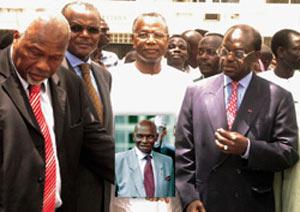 La réponse Benno Siggil Sénégal au Président Abdoulaye wade sur le dialogue national