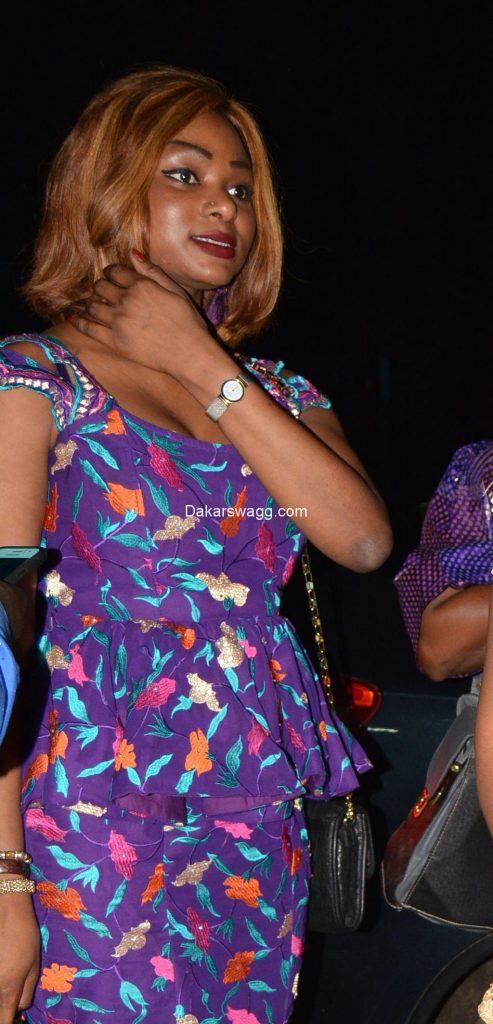 C'est la fille de Youssou Ndour...