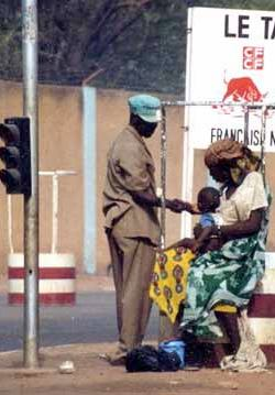 Phénomène social à Dakar : De vrais faux mendiants envahissent la capitale