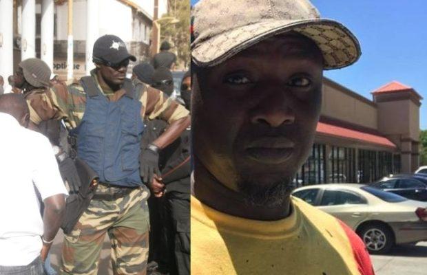 La Police confirme l'arrivée et l'arrestation par la Bip de Assane Diouf…