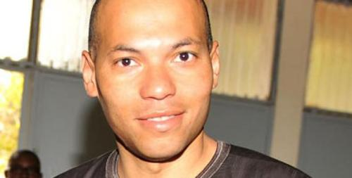 Karim Wade : L'unique problème du Sénégal