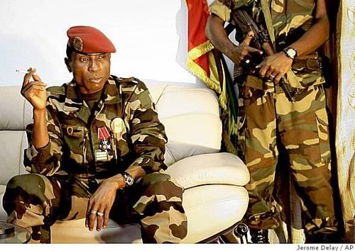 GUINEE:« Le départ de Dadis n'est pas négociable »