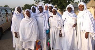 PÈLERINAGE 2009 : Arrivée des premiers pèlerins sénégalais à Médine