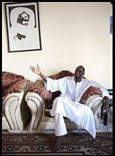 Le cyber-prêche des Mourides du Sénégal