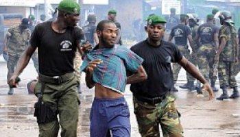 Massacres en Guinée : les militaires changent de tenue de camouflage