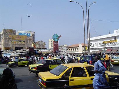 Désencombrement de Dakar