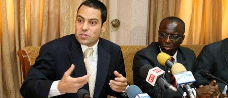 """Abdoulaye Diop ministre des finances: """"Le Fmi a classé l'affaire Segura"""""""