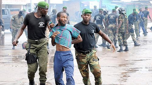 COMMISSION D'ENQUETE SUR LES TUERIES EN GUINEE: Deux Sénégalais «fouillent» Daddis Camara