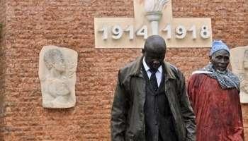 France : hommage aux tirailleurs sénégalais dans le Sud-ouest