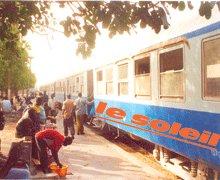 Le Train siffle-t-il encore au Sénégal ?