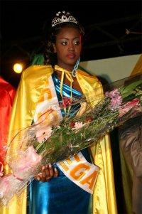MISS SENEGAL 2009 : Le triomphe de Katy Chimère Diaw