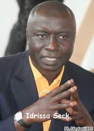 Retrouvailles avec Wade : Idrissa Seck dope ses adversaires